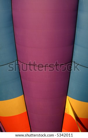 Close up of balloon - stock photo