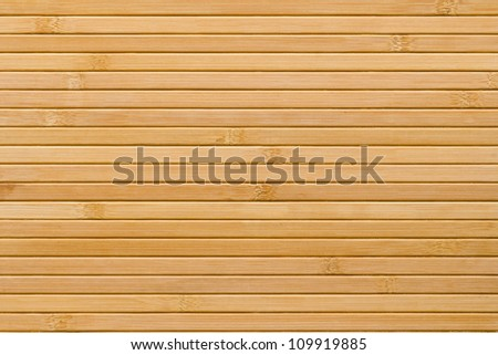 close up of bamboo wood background texture - stock photo
