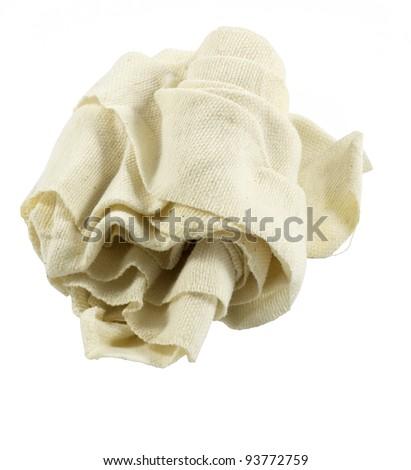 close up of bandage - stock photo