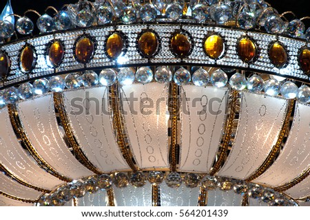 Crystal Chandelier Images RoyaltyFree Images Vectors – Close to Ceiling Crystal Chandelier