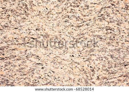 Close-up of beautiful natural design of granite. - stock photo