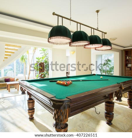 billiard table stock images royalty free images vectors shutterstock. Black Bedroom Furniture Sets. Home Design Ideas
