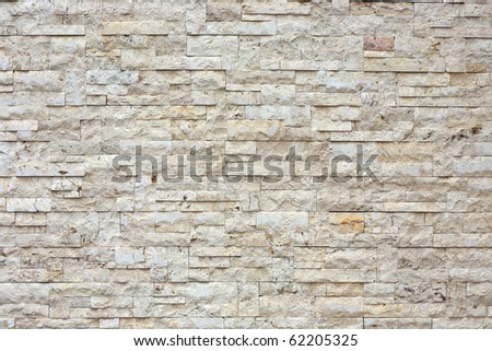 Close up of  brick wall for background - stock photo