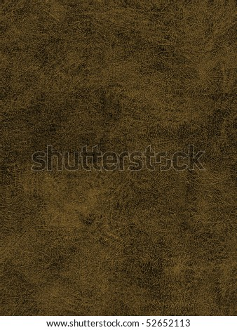 Close-up of brown leather-cloth for texture or background
