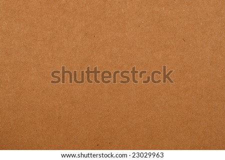 Close up of cardboard for background or texture.
