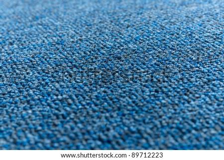 Close up of carpet texture - stock photo