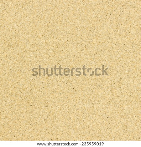Close-up of coarse sand grains background - stock photo