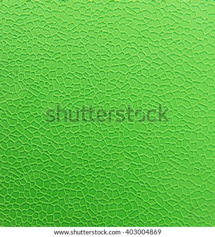 Close up of color foam texture, taken from top view in various color - stock photo