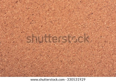 close up of cork wood texture background - stock photo