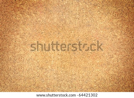 close-up of corkboard - stock photo