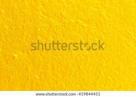 close up of gold wall texture and background