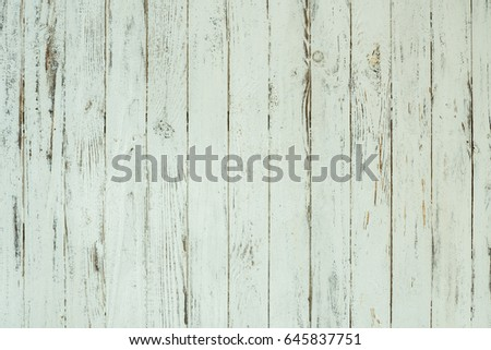close up of green old wood wall texture background