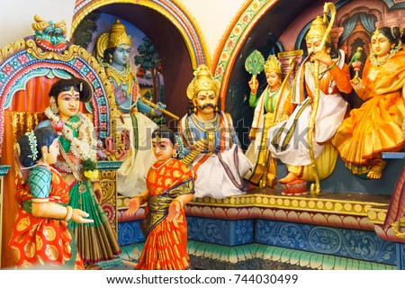the concept of hinduism as a unique religion 21022018 what is hinduism and what do hindus believe  although it is the third largest religion in the world, hinduism exists primarily in india and nepal.