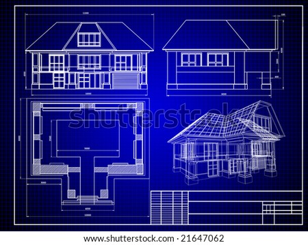 Shop icon blueprint style vectores en stock 411182443 shutterstock close up of house blueprint malvernweather Gallery