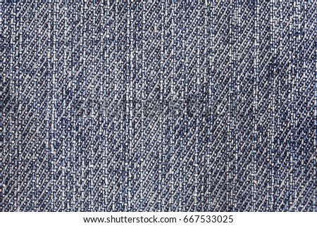 close up of jean denim texture background
