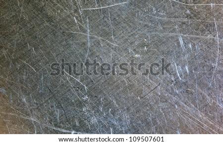 close up of Metal texture - stock photo