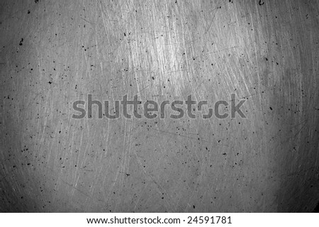 close up of  metal texture background - stock photo