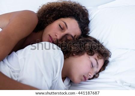 Mom Sleep With Son