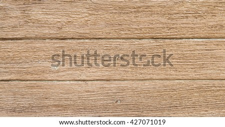 Close-up of old wooden plank texture as background