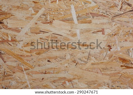 Close-up of pressboard background - stock photo
