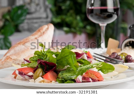 Radicchio+Bibb+Lettuce Bibb Lettuce Stock Photos, Bibb Lettuce Stock ...