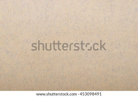 Close up of textured vintage paper background - stock photo