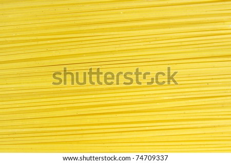 Close up of the background spaghetti - stock photo