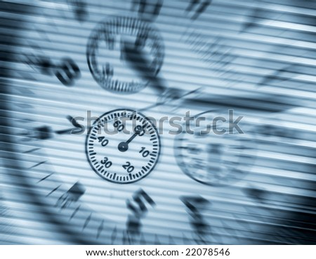 Close-up of watch face pattern for backgrounds