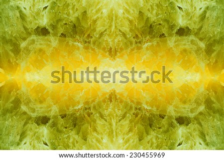 close-up of yellow and green marble - stock photo