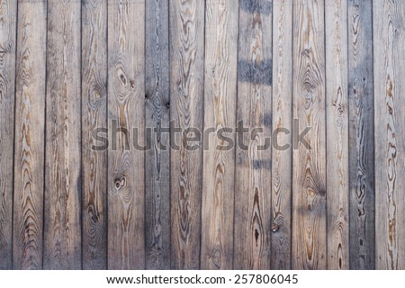 Close-up picture of wood wall texture - stock photo