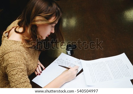 Portrait of a writer essay