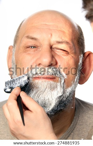Beard Color Stock Images, Royalty-Free Images & Vectors | Shutterstock