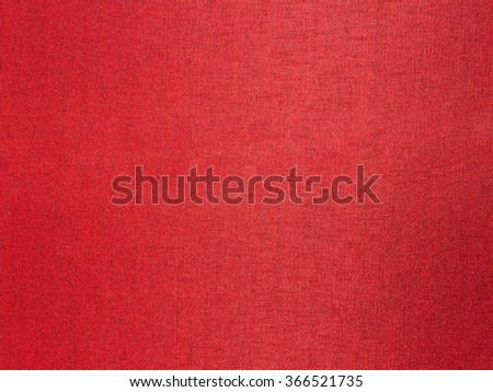 Close up red silk fabric, textured and background. - stock photo