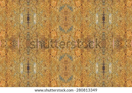 close up rusty metal surface background