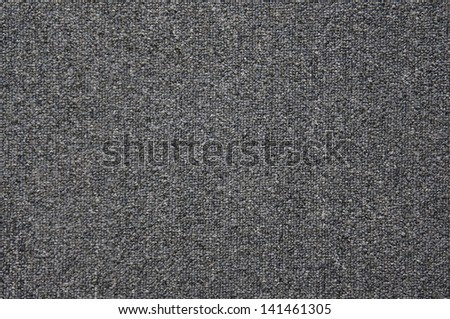 Close up shot of a carpet. - stock photo