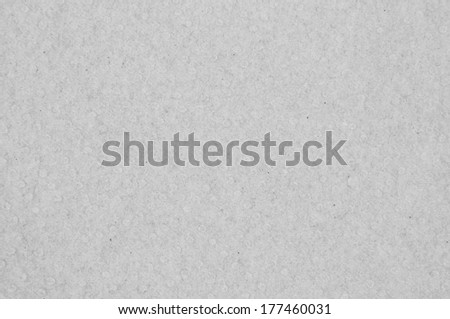 Close up shot of white paper texture - stock photo