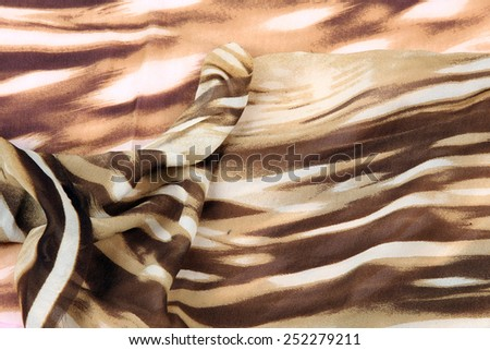 close-up texture fragment fabric sand color