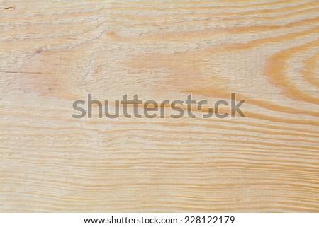 Close up texture of wood. Tarred veining - stock photo