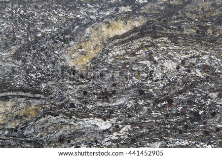Close up view at marble stone pattern