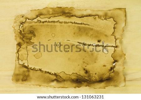 close up vintage paper texture - stock photo