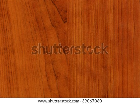 Close-up wooden Cherry Portofino texture to background - stock photo