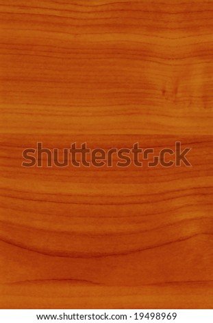 Close-up wooden Oxford Cherry texture to background - stock photo