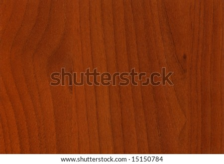 Close-up wooden Walnut Artemide texture to background