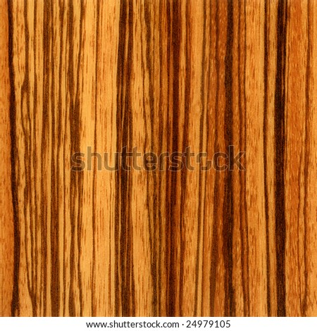 Close-up wooden Zabrano texture to background