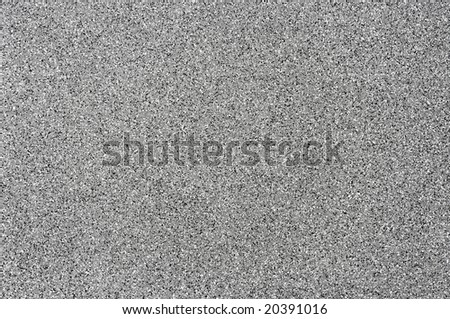 Close view of a decorative surface pavement. - stock photo