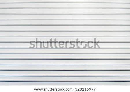 white garage door texture. Closed Garage Door Inside A House White Texture