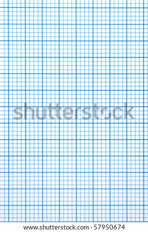 closeup of a checkered paper sheet as a background