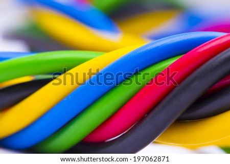 Wires And Cables Stock Images Royalty Free Images Vectors