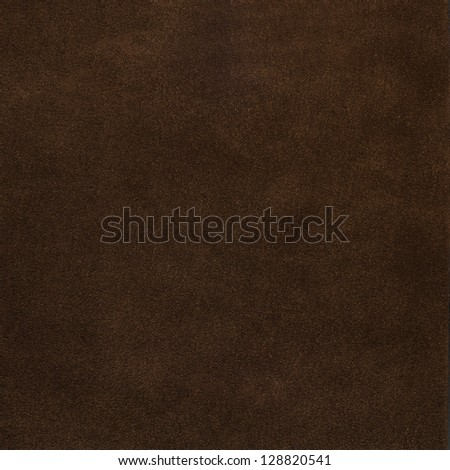 Closeup of abstract grunge brown paper background. - stock photo