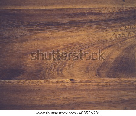 Closeup of Acacia wood texture